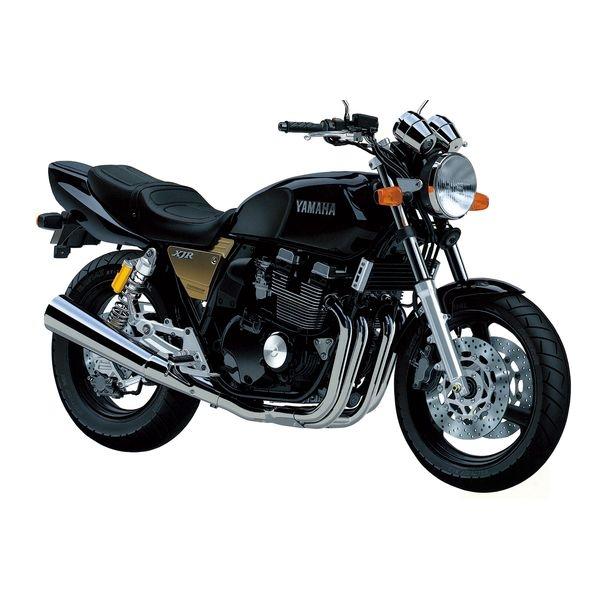 アオシマ 1/12 ザ☆バイク No.11 ヤマハ 4HM XJR400 '93 スケールモデル 4905083063033
