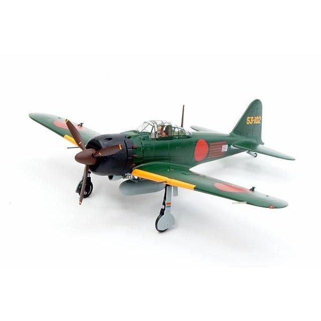 アオシマ AOSHIMA (083840) 1/48 三菱 A6M5 零式艦上戦闘機 五二型 第253海軍航空隊