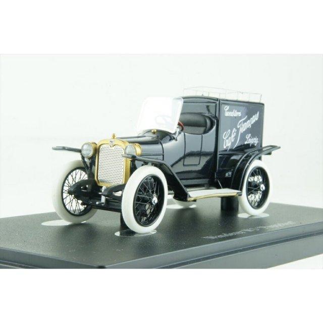 オートカルト 1/43 ワンダラー W3 ピックアップ プップヒェン 1913 ダークブルー 完成品ミニカー 01007