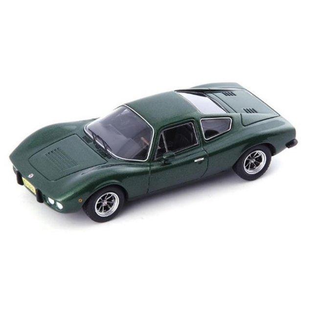 オートカルト 1/43 ビアンコ S クーペ 1977 グリーン 完成品ミニカー 05031