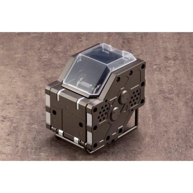 コトブキヤ 1/24 キットブロック ヘキサギア ブースターパック004 マルチポッド 模型用グッズ HG044