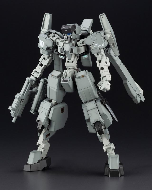 コトブキヤ 1/100 三四式一型乙 迅雷(突撃装備型) 「フレームアームズ」より キャラクタープラモデル FA117