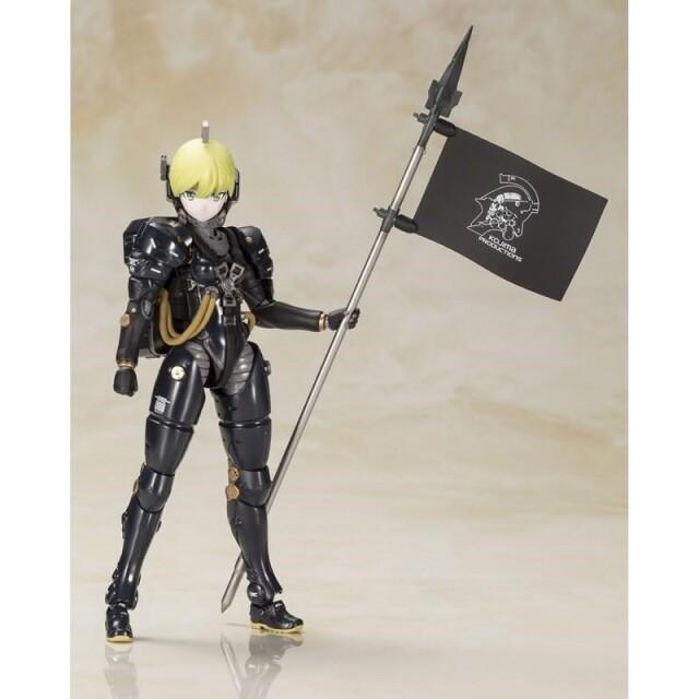 コトブキヤ ルーデンス Black Ver. 「コジマプロダクション」より キャラクタープラモデル KP550
