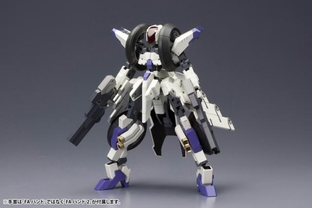 【6月予約】コトブキヤ 1/100 RF-12/B セカンドジャイヴ:RE2 「フレームアームズ」より キャラクタープラモデル FA126