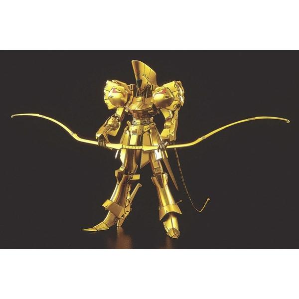 【12月予約】ウェーブ 1/144 ナイトオブゴールド ver.3(再販品) 「ファイブスター物語」より キャラクタープラモデル FS-107