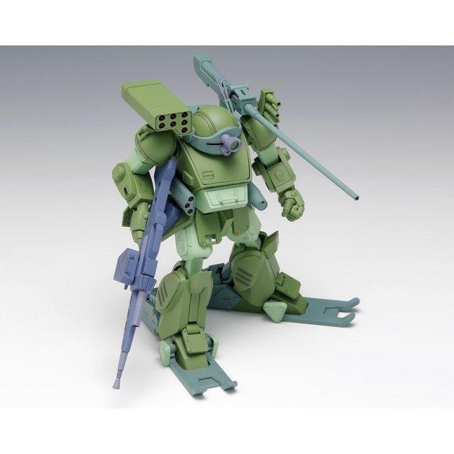 ウェーブ 1/35 バーグラリードッグ[PS版] 「装甲騎兵ボトムズ 赫奕たる異端」より キャラクタープラモデル BK-230