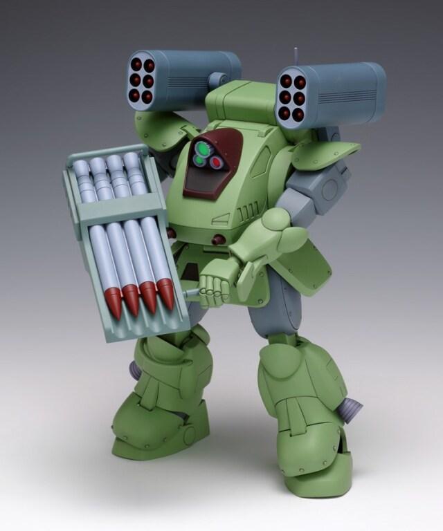 【3月予約】ウェーブ 1/35 スタンディングトータス MK.II[ST版] 「装甲騎兵ボトムズ」より キャラクタープラモデル BK-237