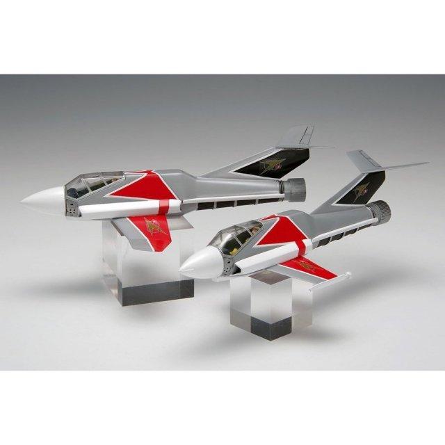 ウェーブ 1/48 ピブリダー[2機セット] 「マイティジャック」より キャラクタープラモデル UT-041