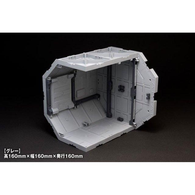 ウェーブ  H・ハンガー オクタゴン グレー 模型用グッズ HH033