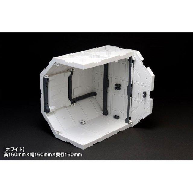 ウェーブ  H・ハンガー オクタゴン ホワイト 模型用グッズ HH034