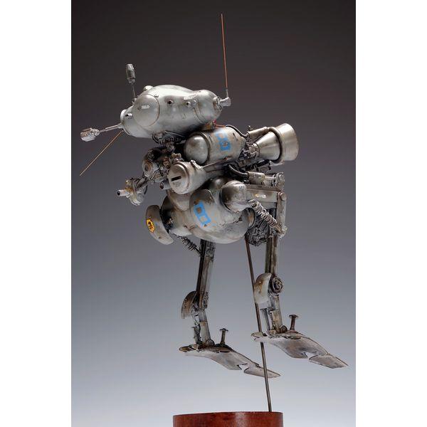 【7月予約】ウェーブ 1/20 Pz.Spah 1124 LUNA GANS 「マシーネンクリーガー」より キャラクタープラモデル MK-068