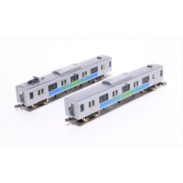 グリーンマックス Nゲージ 西武30000系(新宿線・30105編成) 4両増結用中間車セット(動力無し) 鉄道模型 30651