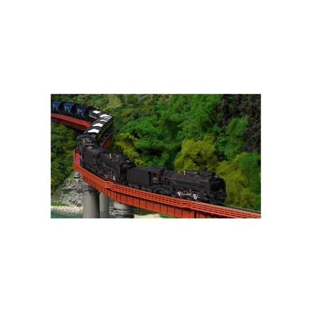 KATO Nゲージ 伯備線 石灰輸送貨物列車 12両セット 鉄道模型 10-1158