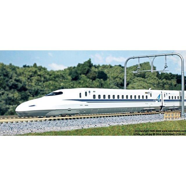 KATO Nゲージ N700A 新幹線「のぞみ」 4両基本セット 鉄道模型 10-1174