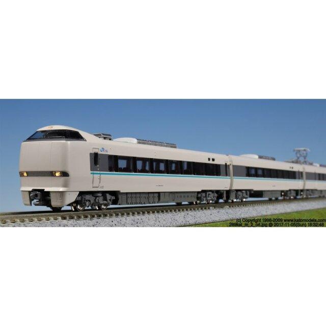KATO Nゲージ 289系『くろしお』 3両増結セット 鉄道模型 10-1364