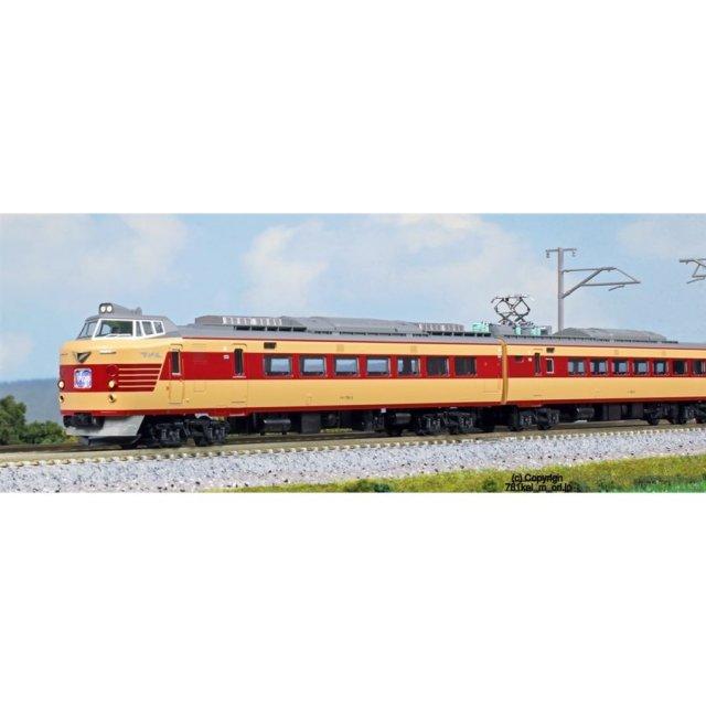 KATO Nゲージ 781系(6両) 鉄道模型 10-1327