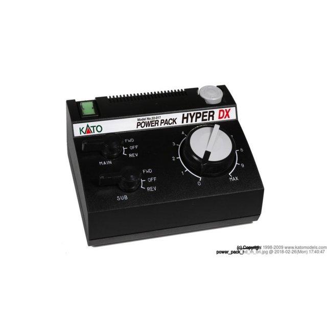 KATO Nゲージ パワーパック・ハイパー DX 鉄道模型パーツ 22-017