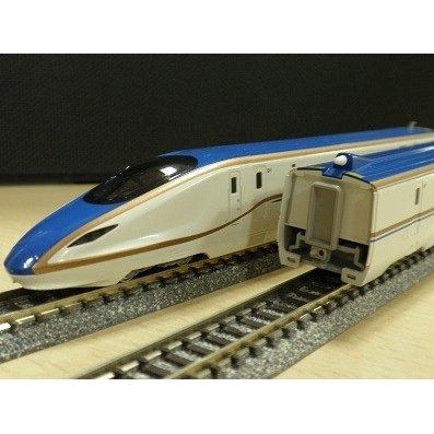 KATO Nゲージ E7系北陸新幹線かがやき 3両基本セット 鉄道模型 10-1264