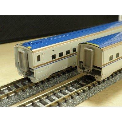 KATO Nゲージ E7系北陸新幹線かがやき 3両セット 鉄道模型 10-1265