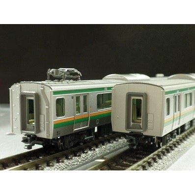 KATO Nゲージ E233系3000 上野東京ライン 2両増結Bセット 鉄道模型 10-1269