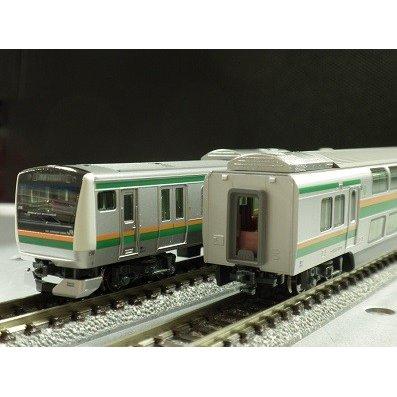 KATO Nゲージ E233系3000 上野東京ライン 付属 5両セット 鉄道模型 10-1270