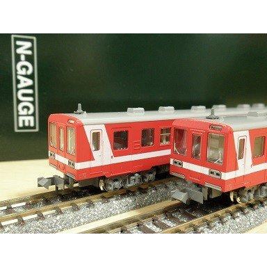 KATO Nゲージ 鹿島臨海鉄道6000形(新塗装)(2両) 鉄道模型 10-1229