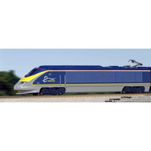 KATO Nゲージ ユーロスター新塗装(8両) 鉄道模型 10-1297