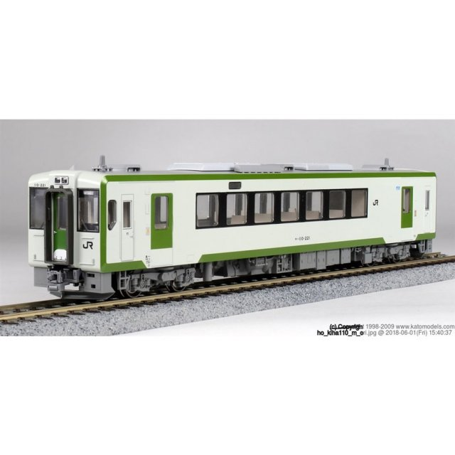 KATO HOゲージ キハ110 200番台 M車 鉄道模型 1-615