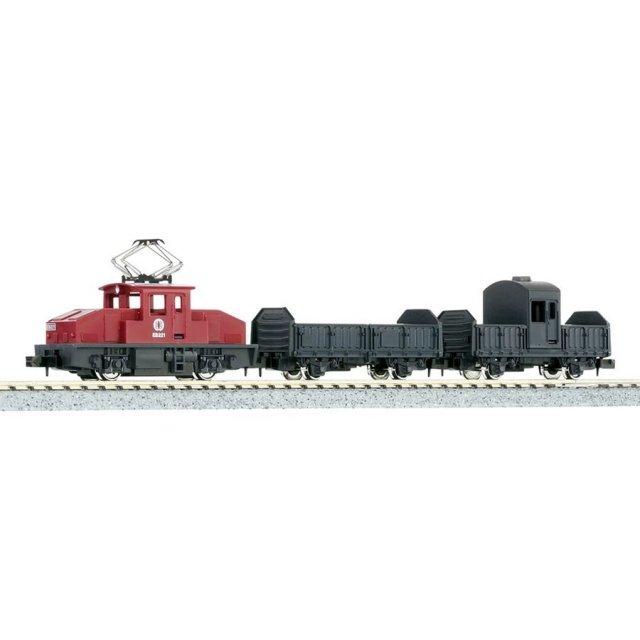 KATO Nゲージ チビ凸セット いなかの街の貨物列車 鉄道模型 10-504-1
