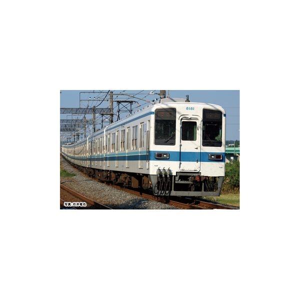 【8月予約】KATO Nゲージ 東武鉄道8000系(後期更新車) 東上線 8両セット 鉄道模型 10-1650