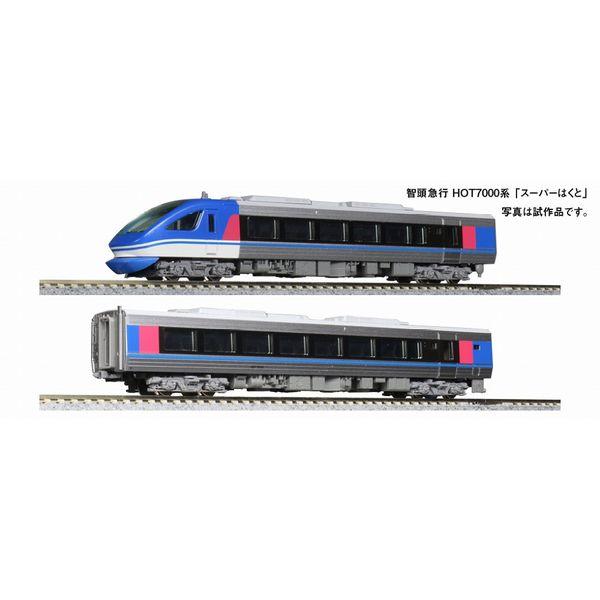【12月予約】KATO Nゲージ 智頭急行HOT7000系 「スーパーはくと」 6両セット 鉄道模型 10-1693