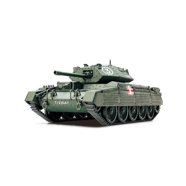 タミヤ 1/48 イギリス巡航戦車 クルセーダーMk.III スケールプラモデル 32555