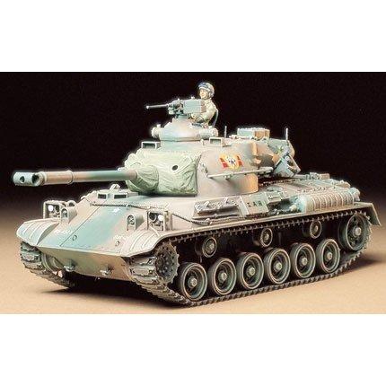 タミヤ 1/35 ミリタリーミニチュアシリーズ 陸上自衛隊61式戦車 スケールモデル 35163