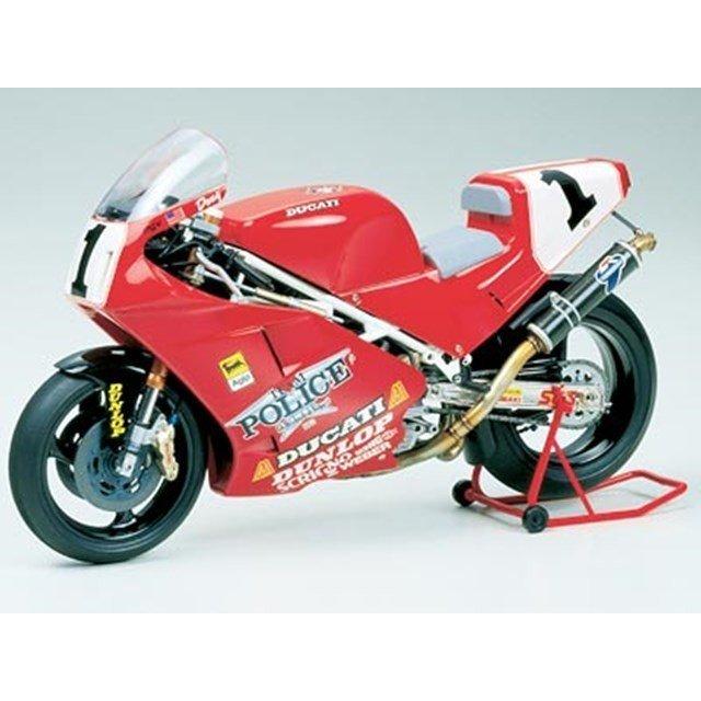 タミヤ 1/12 ドゥカティ 888 スーパーバイクレーサー スケールモデル 14063