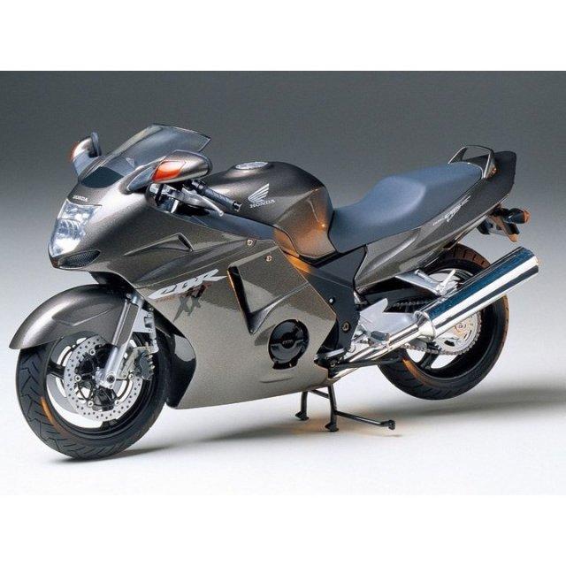 タミヤ 1/12 Honda CBR1100XXスーパーブラックバード スケールモデル 14070