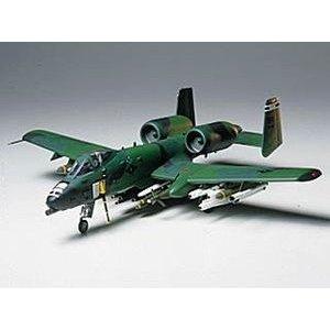 タミヤ 1/48 フェアチャイルド A-10A サンダーボルトII スケールモデル 61028