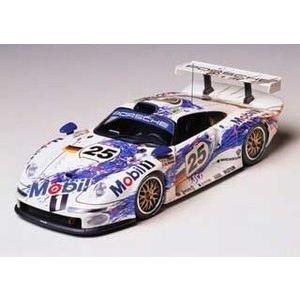 タミヤ 1/24 ポルシェ 911 GT1 スケールモデル 24186