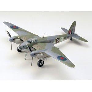 タミヤ 1/48 デ・ハビランド モスキートB Mk.IV/PR Mk.IV スケールモデル 61066