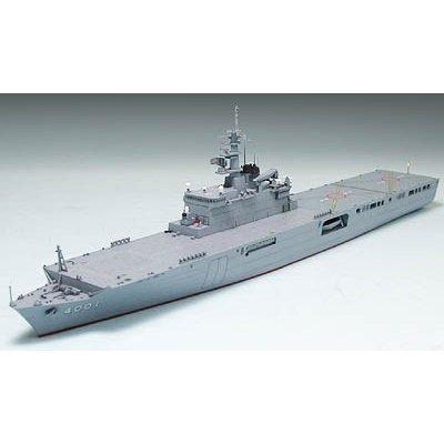 タミヤ 1/700 海上自衛隊輸送艦 LST-4001 おおすみ スケールモデル 31003