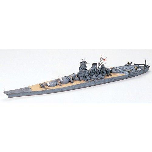 タミヤ 1/700 日本海軍 戦艦 大和 スケールモデル 31113