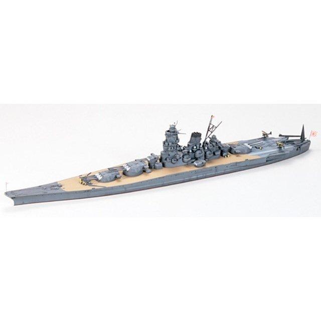 プラモデル TAMIYA タミヤ ウォーターライン114 大和型戦艦 武蔵