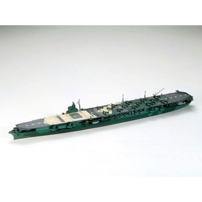 タミヤ 1/700 日本航空母艦 瑞鶴(ずいかく) スケールモデル 31214