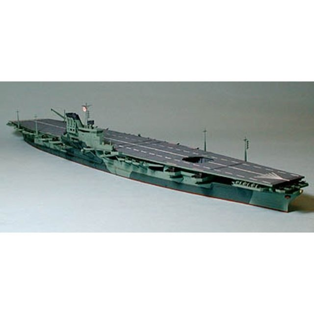 タミヤ 1/700 日本航空母艦 信濃(しなの) スケールモデル 31215