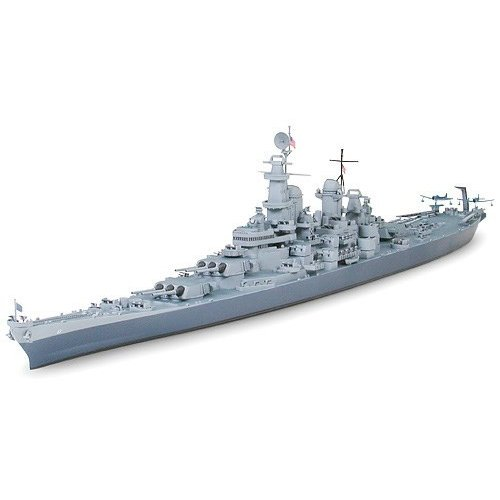 タミヤ 1/700 アメリカ海軍 戦艦ミズーリ スケールモデル 31613
