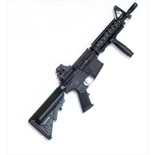 東京マルイ ガスガン コルト M4 CQBR BLOCK1 トイガン 4952839142771【18歳以上】