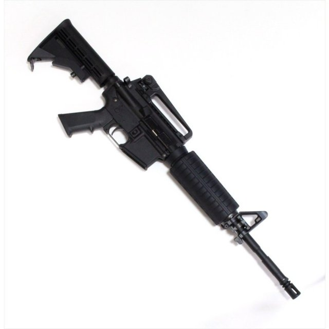 東京マルイ ガスガン コルト M4A1カービン トイガン 4952839142818【18歳以上】