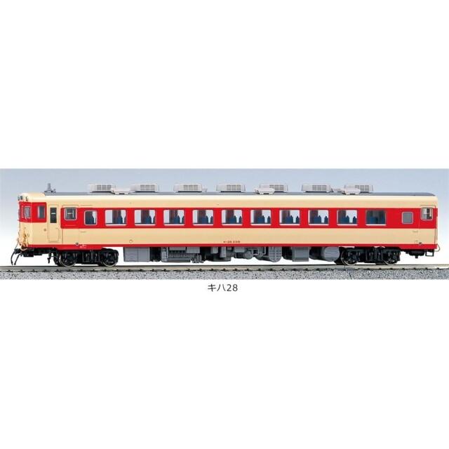 KATO HOゲージ キハ28 鉄道模型 1-604
