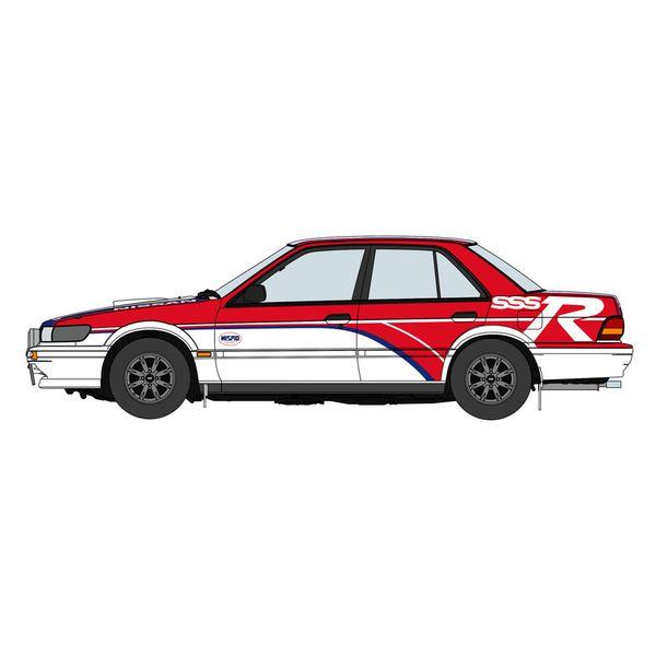 【7月予約】ハセガワ 1/24 ニッサン ブルーバード 4ドアセダン SSS-R(U12型)後期(1990年) スケールモデル 20521