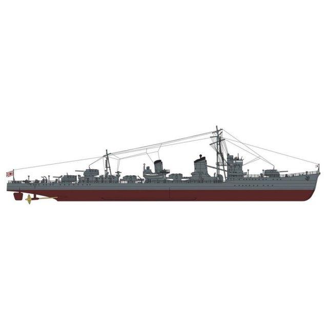 """ハセガワ 1/350 日本海軍 甲型駆逐艦 浜風""""""""ミッドウェー海戦 スーパーディテール"""""""" スケールプラモデル 40101"""