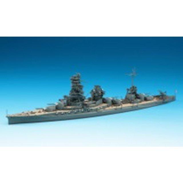 ハセガワ 1/700 ウォーターラインシリーズ 戦艦 伊勢 スケールモデル 117